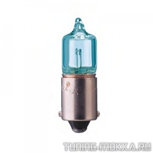 Лампа H6W (6W) BAX9s Blue Vision 12V 2шт 12036BV B2 24567030