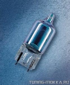 Лампа W5W Halogen Cool Blue Intense 12V 2825HCBI 4008321650849
